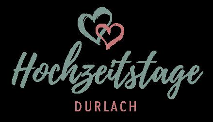 Hochzeitstage Durlach Logo